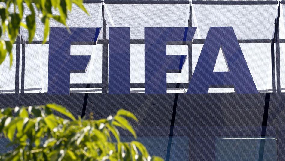 Home of Fifa in Zürich: Zahlreiche Daten gesichert