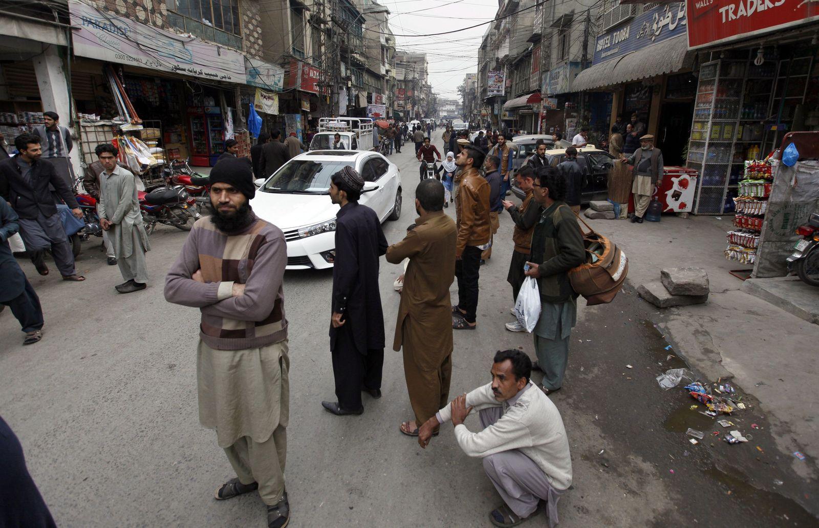 Erdbeben/ Afghanistan/ Pakistan