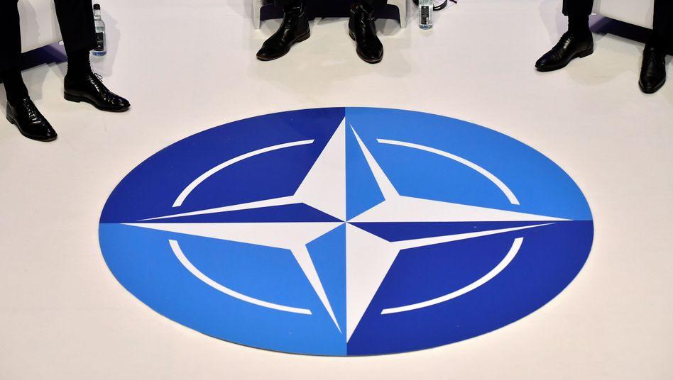 Die Nato-Partner einigten sich beim Jubiläumstreffen in London auf eine gemeinsame Erklärung