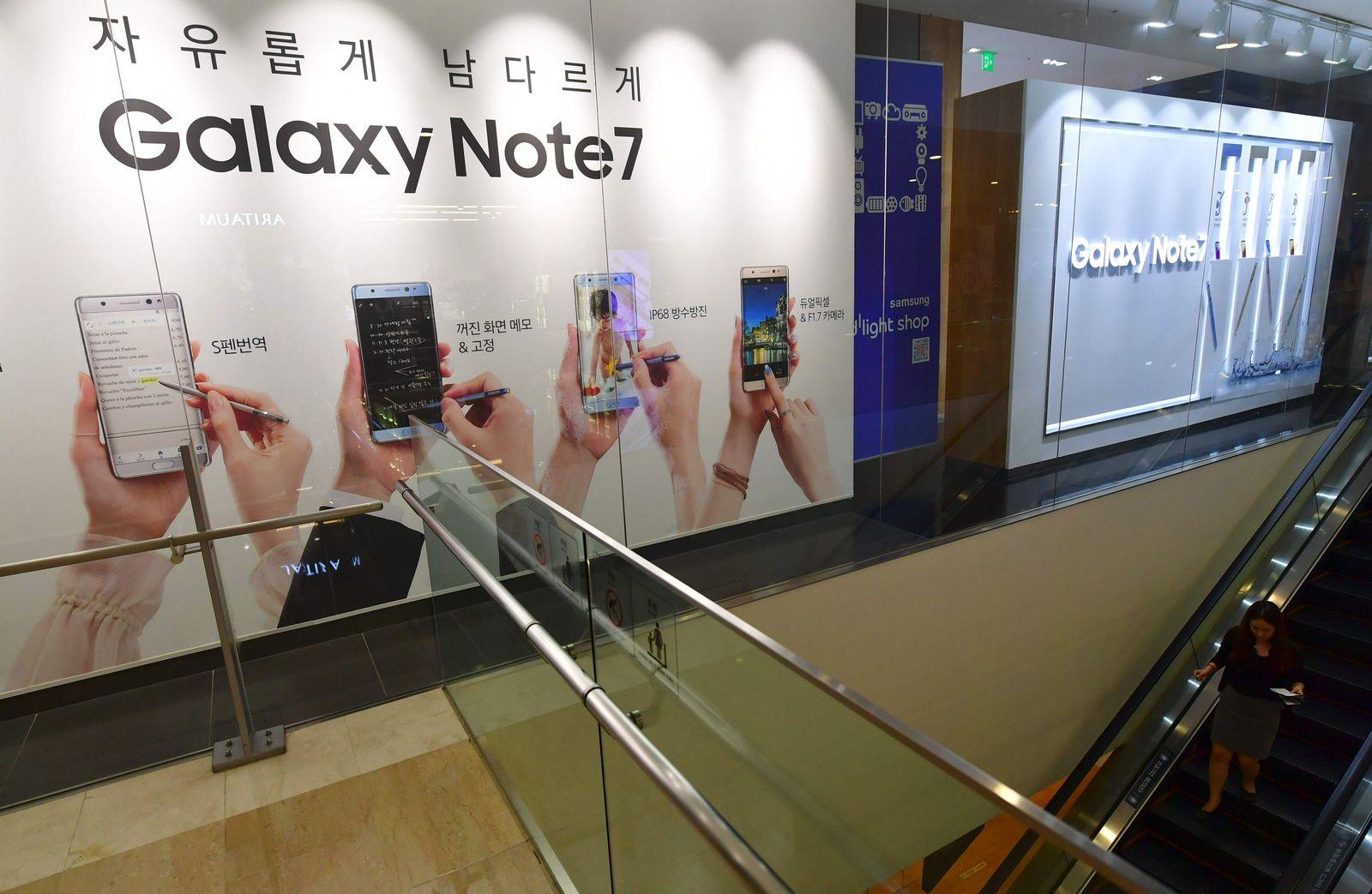 Galaxy Note7 / Samsung