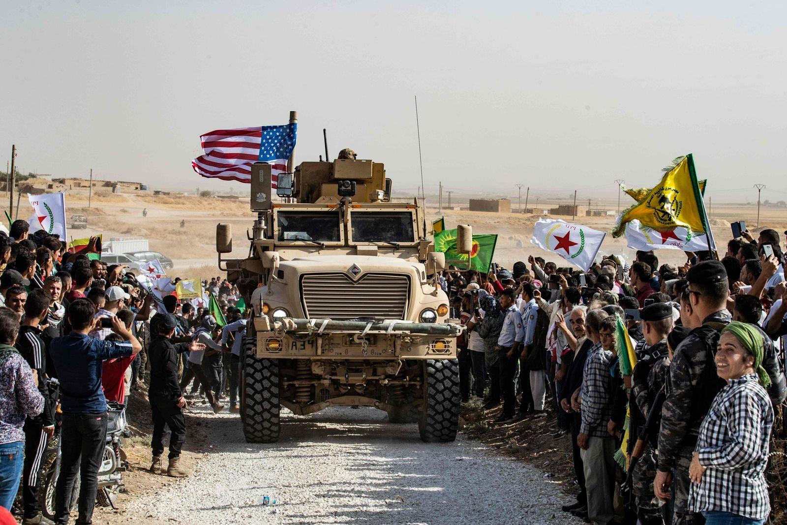 TOPSHOT-SYRIA-KURDS-TURKEY-CONLIFCT