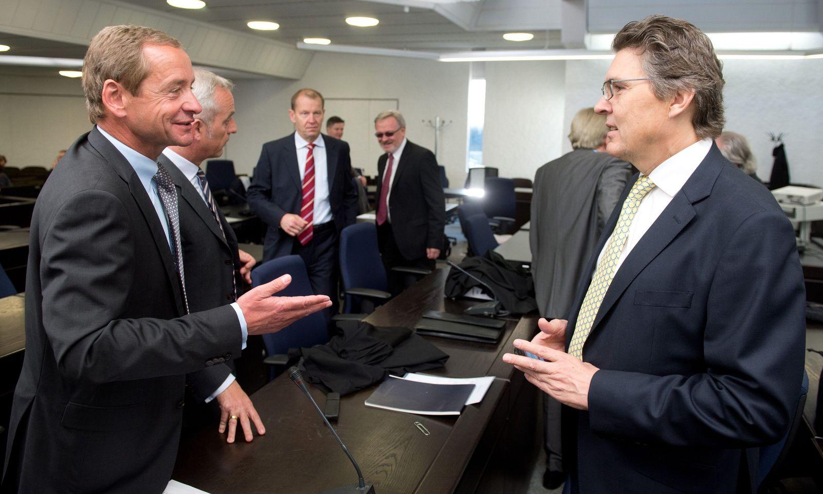 Prozess gegen frühere LBBW-Banker