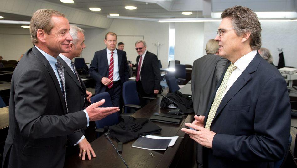 Bankmanager Horn, Jaschinski: Richter sieht Schaden für Reputation