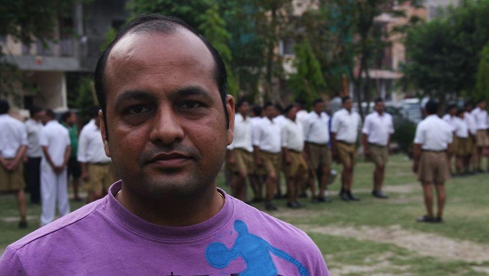 Indien: Radikale Kampftruppe gegen Muslime