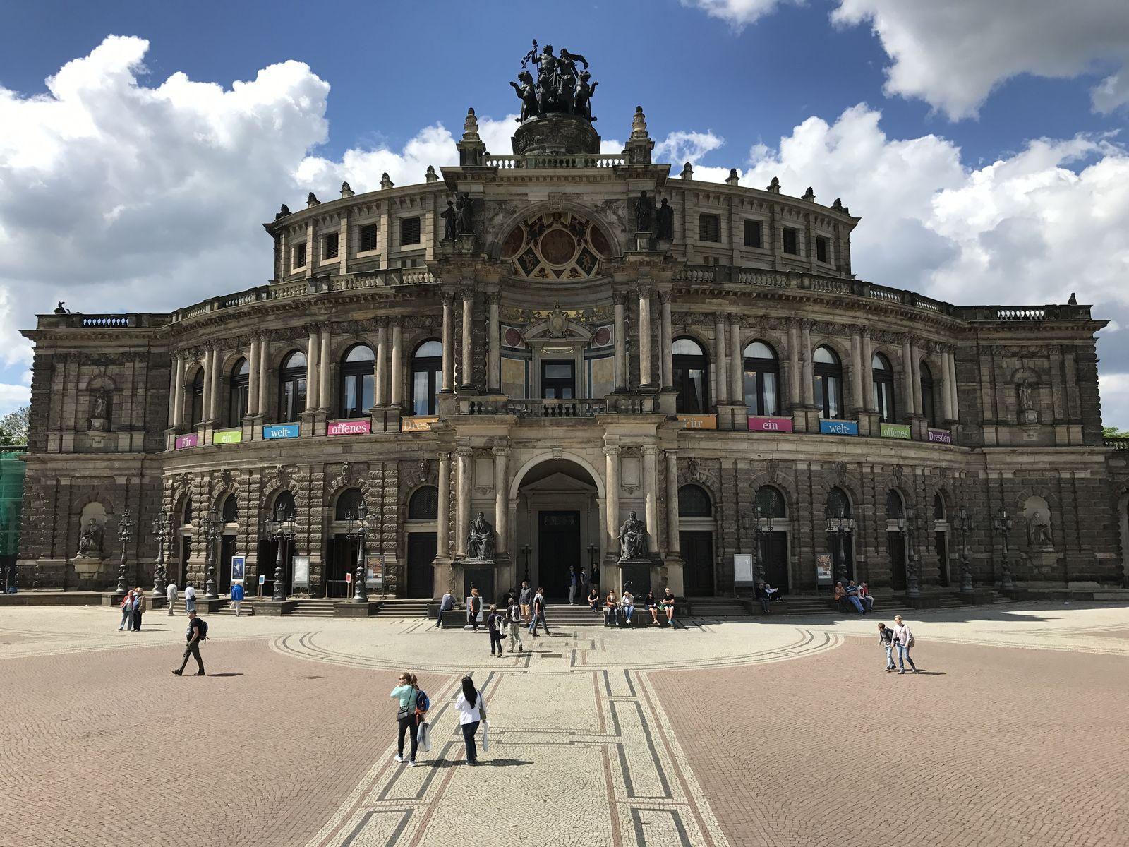 Dresden/ Pegida/ Stimmungsbild