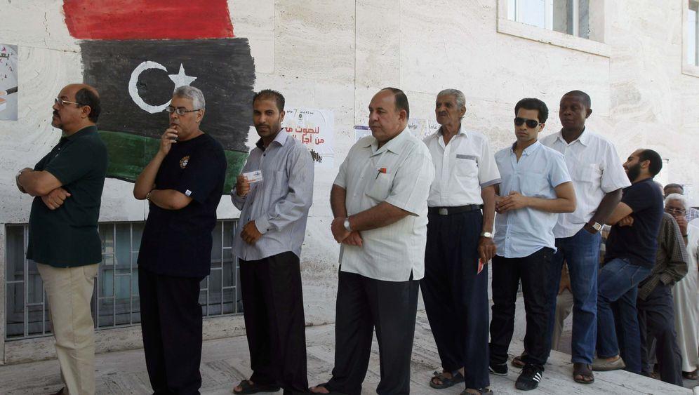 """Wahl in Libyen: """"Du bist ein freier Libyer!"""""""