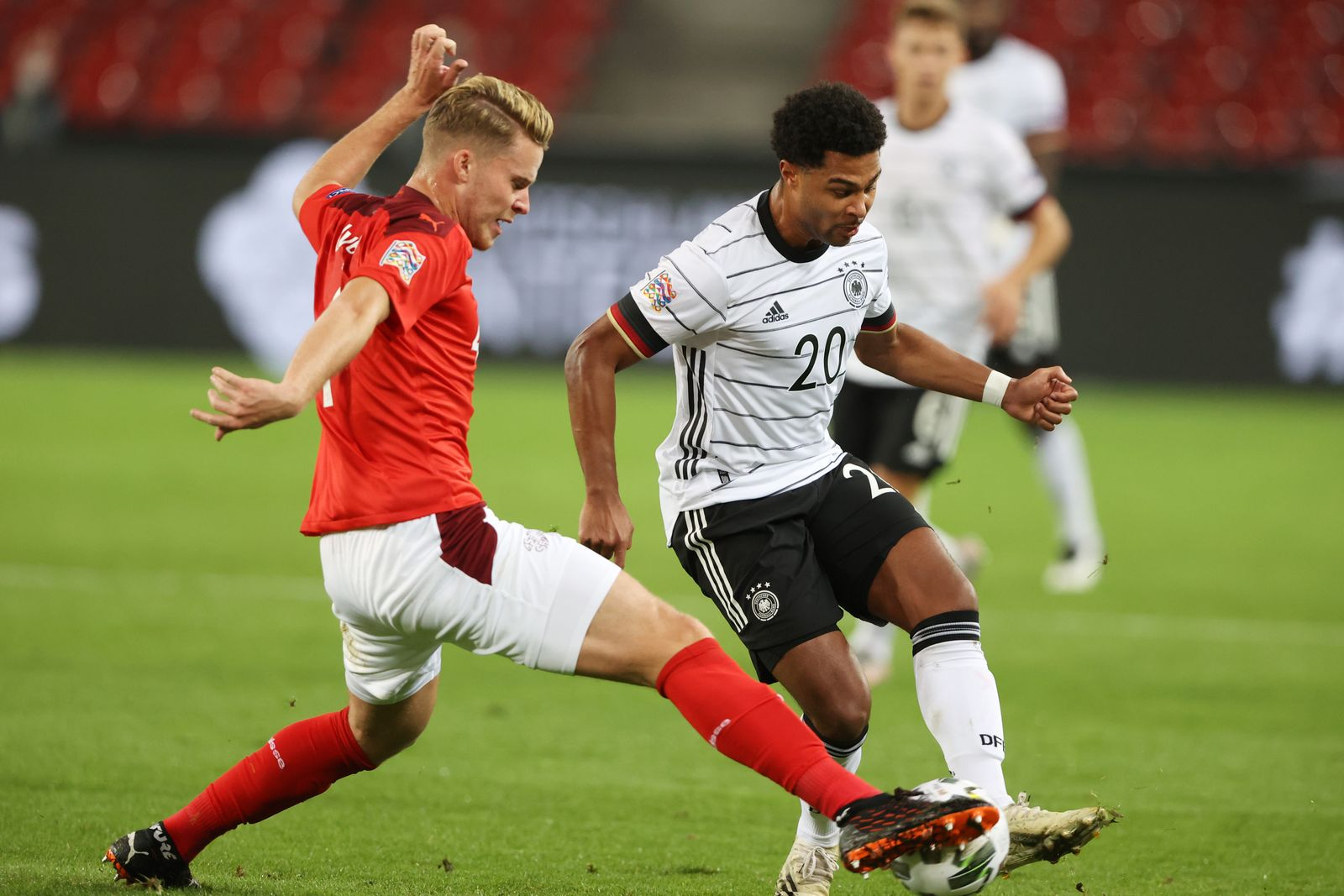 UEFA Nations League - League A - Group 4 - Germany v Switzerland