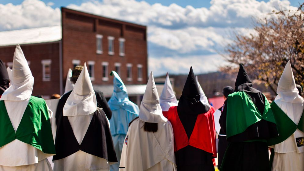 Photo Gallery: A KKK Spin-Off in Germany