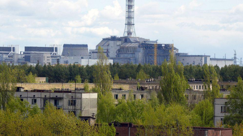Tschernobyl: Neues Dach für Unglücks-AKW