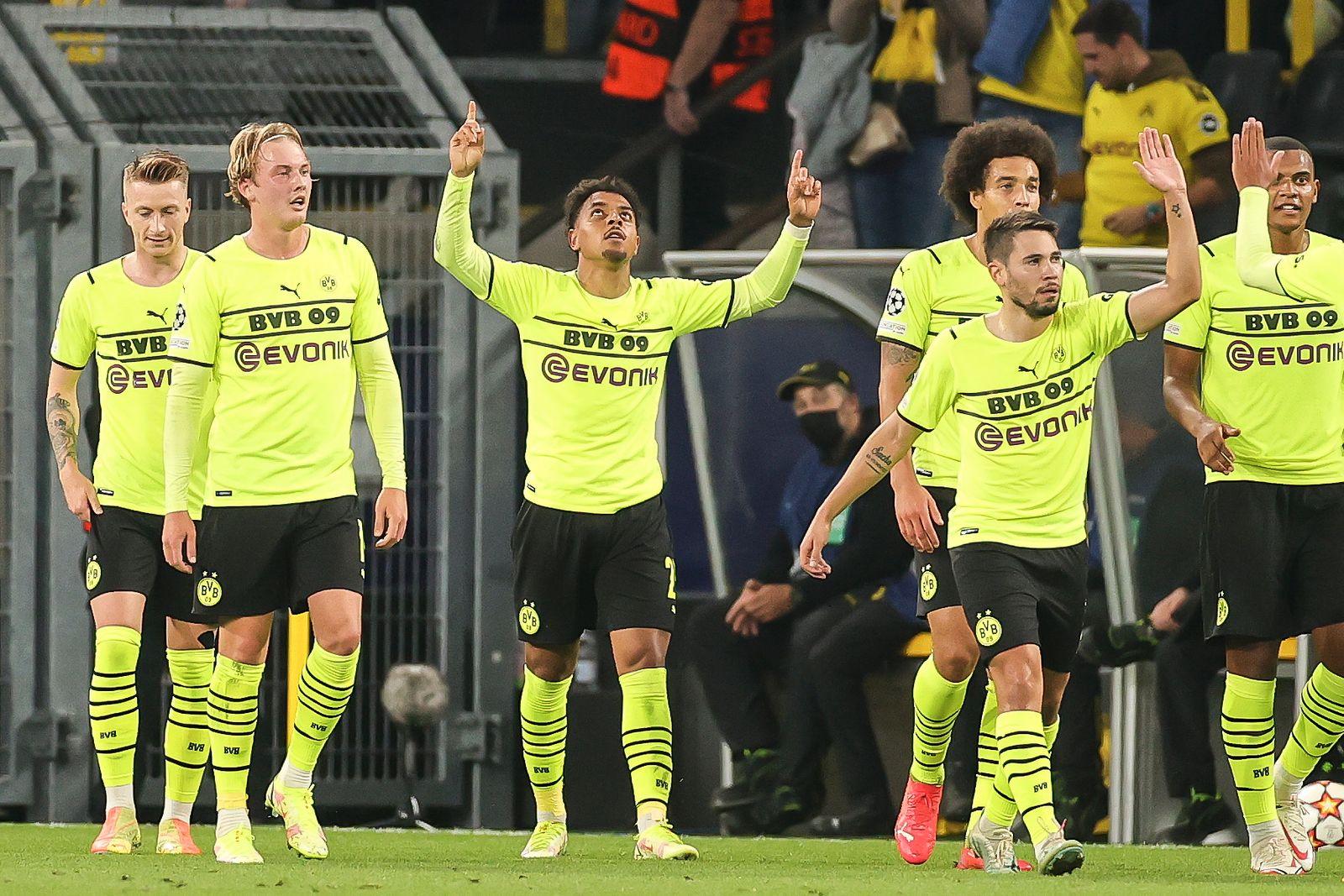 Borussia Dortmund vs Sporting Lisbon