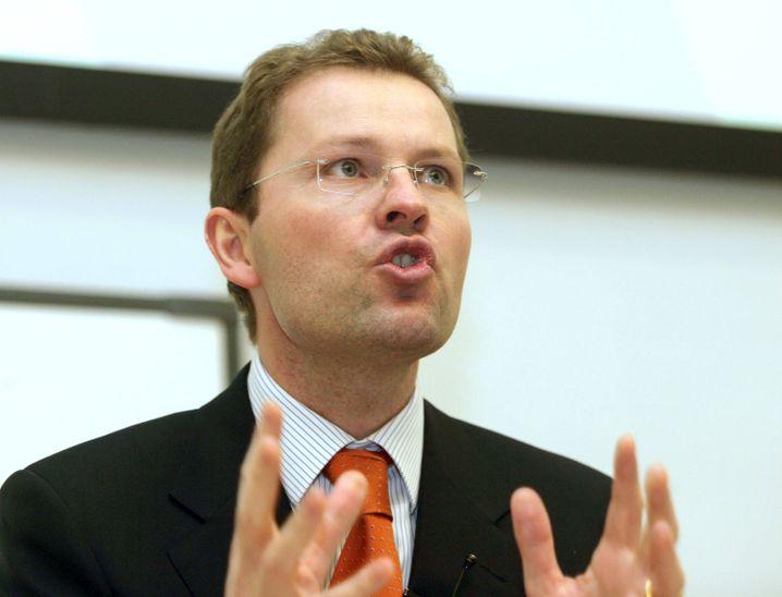 Jürg Zeltner (Archivfoto)