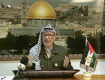 Arafat: Welche Rolle spielt er noch?