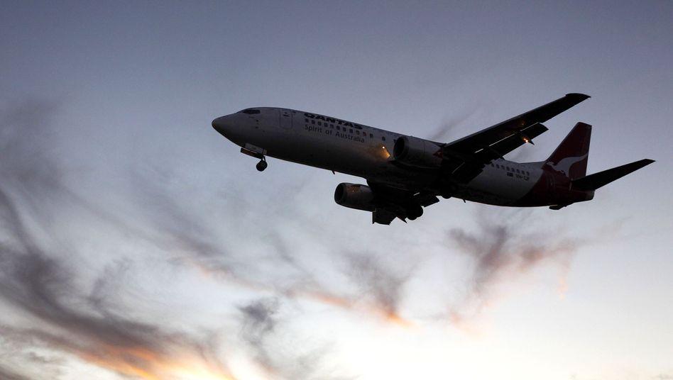 Qantas-Airbus: Bei einem plötzlichen Sturzflug wurden 2008 Dutzende Passagiere verletzt