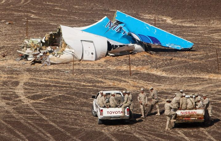 Russians are uncertain following the crash of a passenger jet en route from Sharm-el-Sheikh,to St. Petersburg in what may have been a terror attack, in addition to reports that 18 suicide bombers may have infiltrated the country.