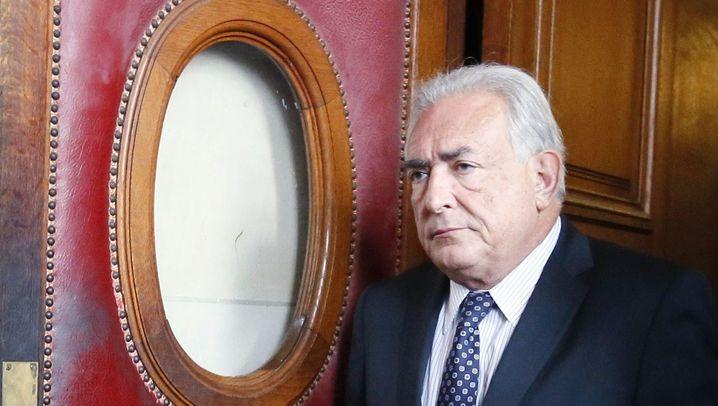 DSK erneut vor Gericht: Sexparties im Carlton