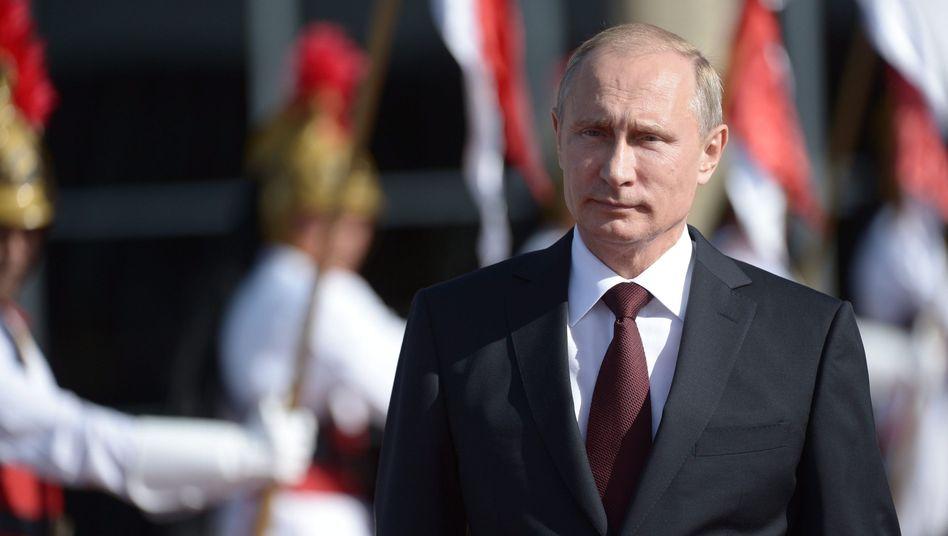"""Russlands Präsident Putin und der Abschuss der MH17: """"Direkt verantwortlich"""""""