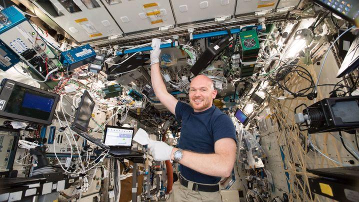 ISS: 20 Jahre Leben in der Weltraum-WG