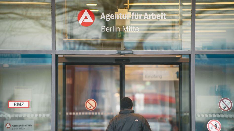Agentur für Arbeit in Berlin Mitte