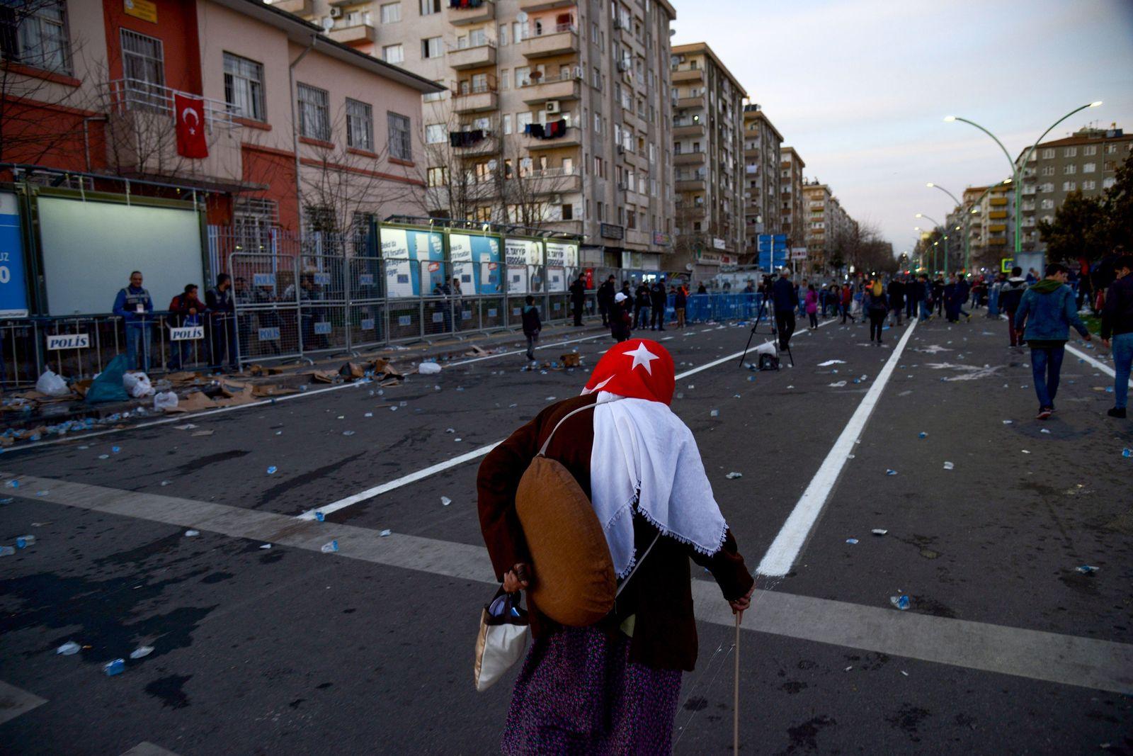 Türkei Rezession Wahlkampf