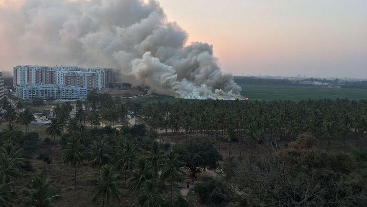 Bangalore: Die Zerstörung eines Paradieses