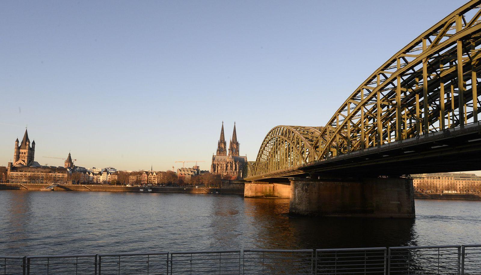 Bombenentschärfung in Köln