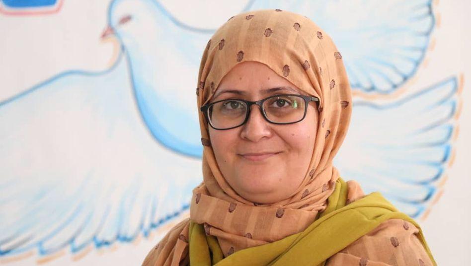 Menschenrechtsaktivistin Marzia Rustami: »Wo ist die internationale Gemeinschaft jetzt?«