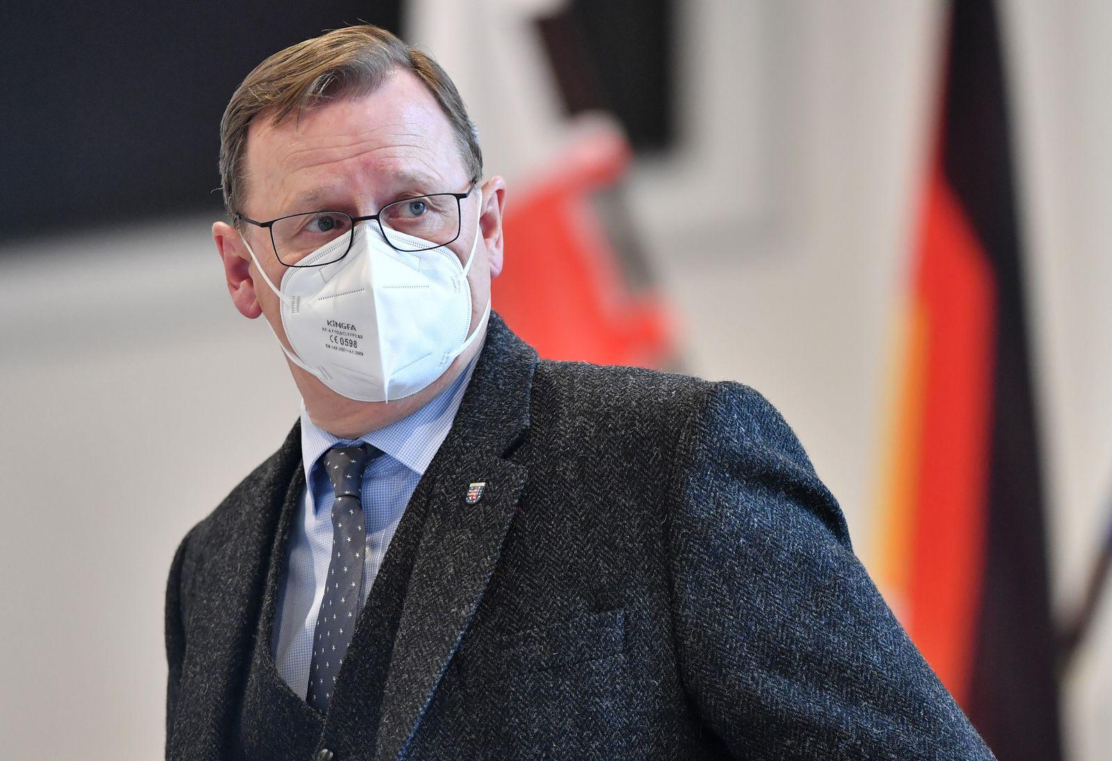 Thüringer Landtagssitzung