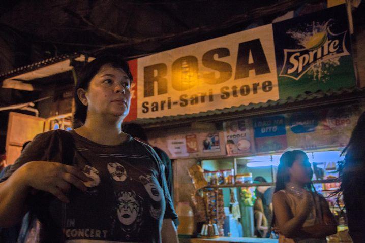 "Szene aus ""Ma' Rosa"""