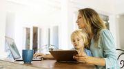 Frauen übernehmen einen Großteil der Kinderbetreuung in der Coronakrise