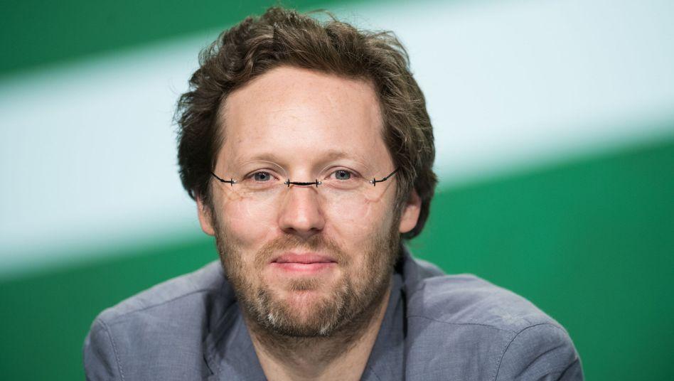 Jan Philipp Albrecht ist Minister für Energiewende, Landwirtschaft, Umwelt, Natur und Digitalisierung in Schleswig-Holstein