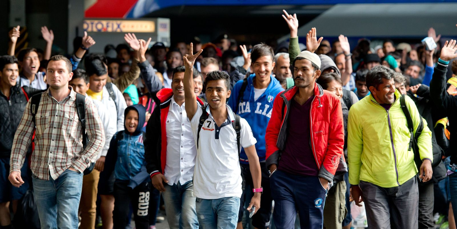 Flüchtlinge/ Dortmund