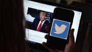 Twitter kennzeichnet Trump-Tweet als gewaltverherrlichend