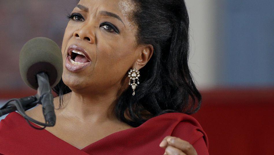 Nach Besuch in Zürich: TV-Star Oprah erhebt Rassismus-Vorwürfe