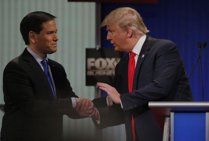 Trump und Rubio