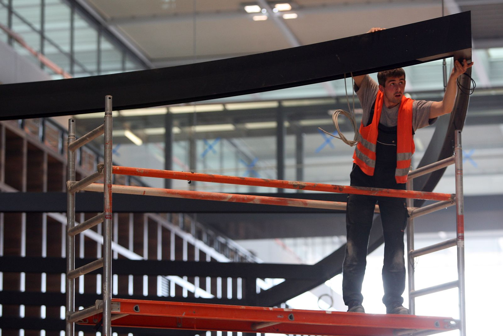 Hauptstadtflughafen / Willy Brandt Airport
