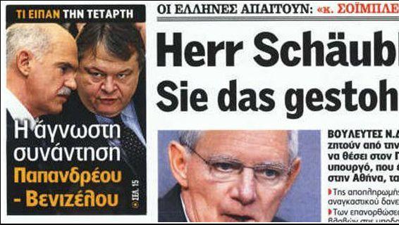 """""""Real""""-Cover am Sonntag: Forderung auf Deutsch"""