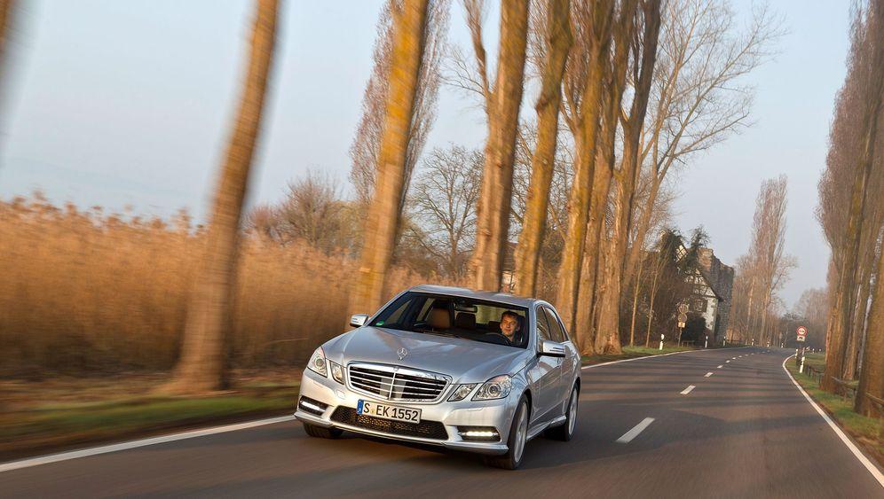 Mercedes E 300 Bluetec-Hybrid: Was soll der Geiz?
