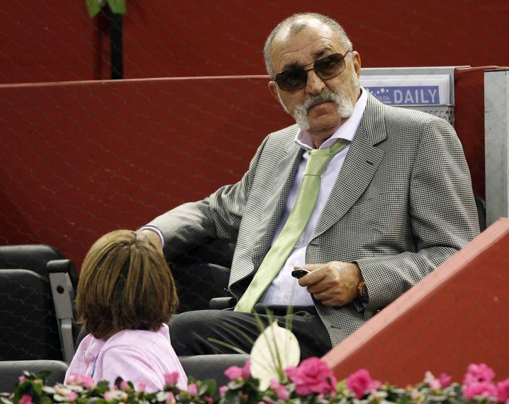 Ion Tiriac (Archivbild von 2007)