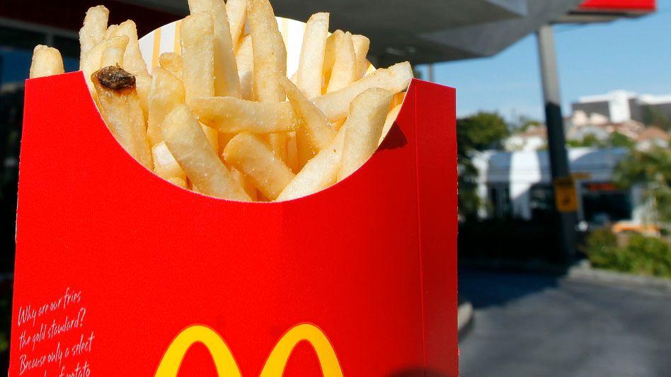 """McDonalds-Filiale: """"praktisch keine Körperschaftsteuern"""" auf Lizenzgebühren"""