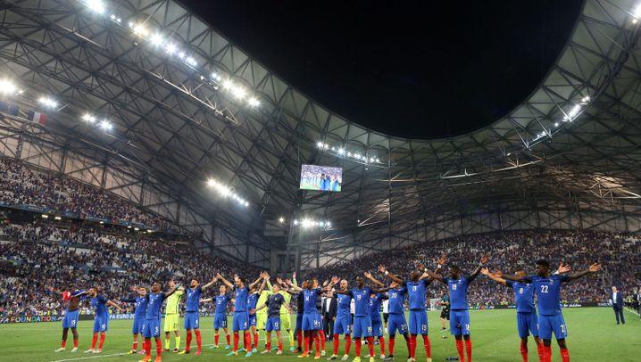 Grafische Analyse: Warum Deutschland das Endspiel verpasste