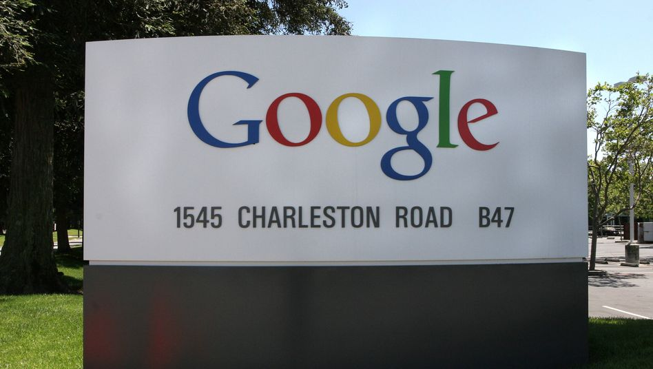 Google-Büro in den USA (Archivbild)