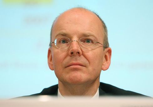 Commerzbank Chief Executive Martin Blessing will head the merged group.
