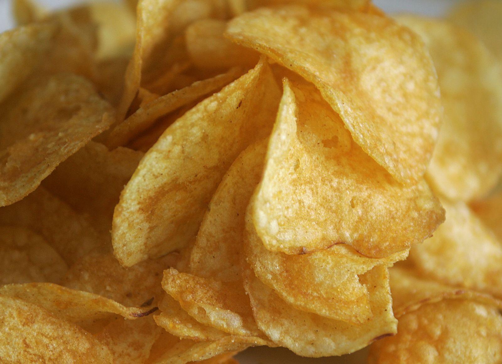 Kartoffelchips/ Acrylamid