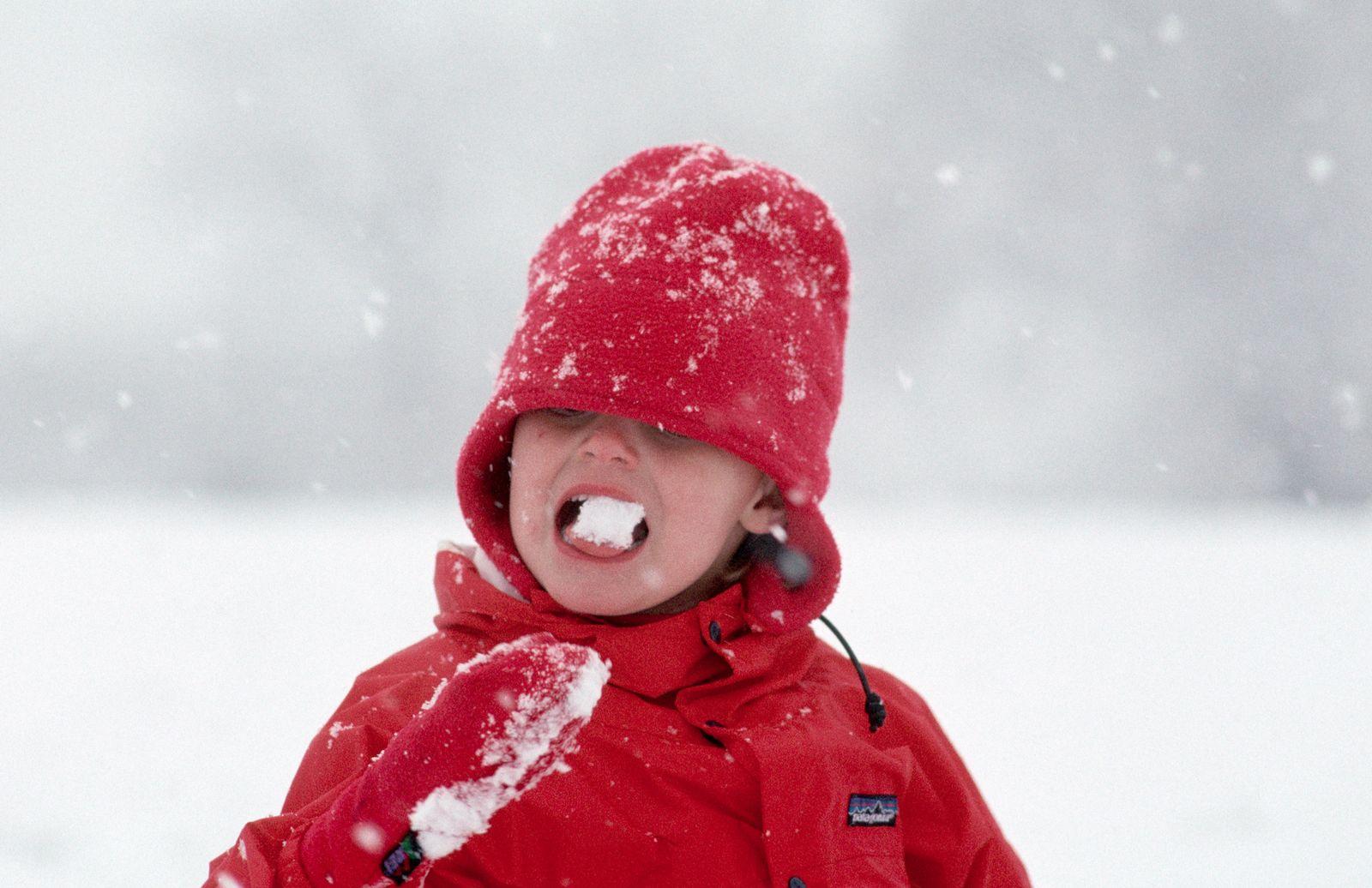 NICHT MEHR VERWENDEN! - EINMALIGE VERWENDUNG Schnee/ Feinstaub