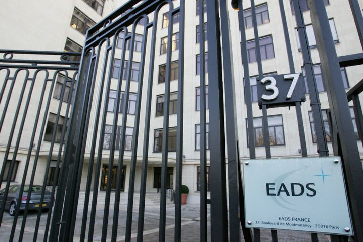 EADS-Niederlassung in Paris 2006