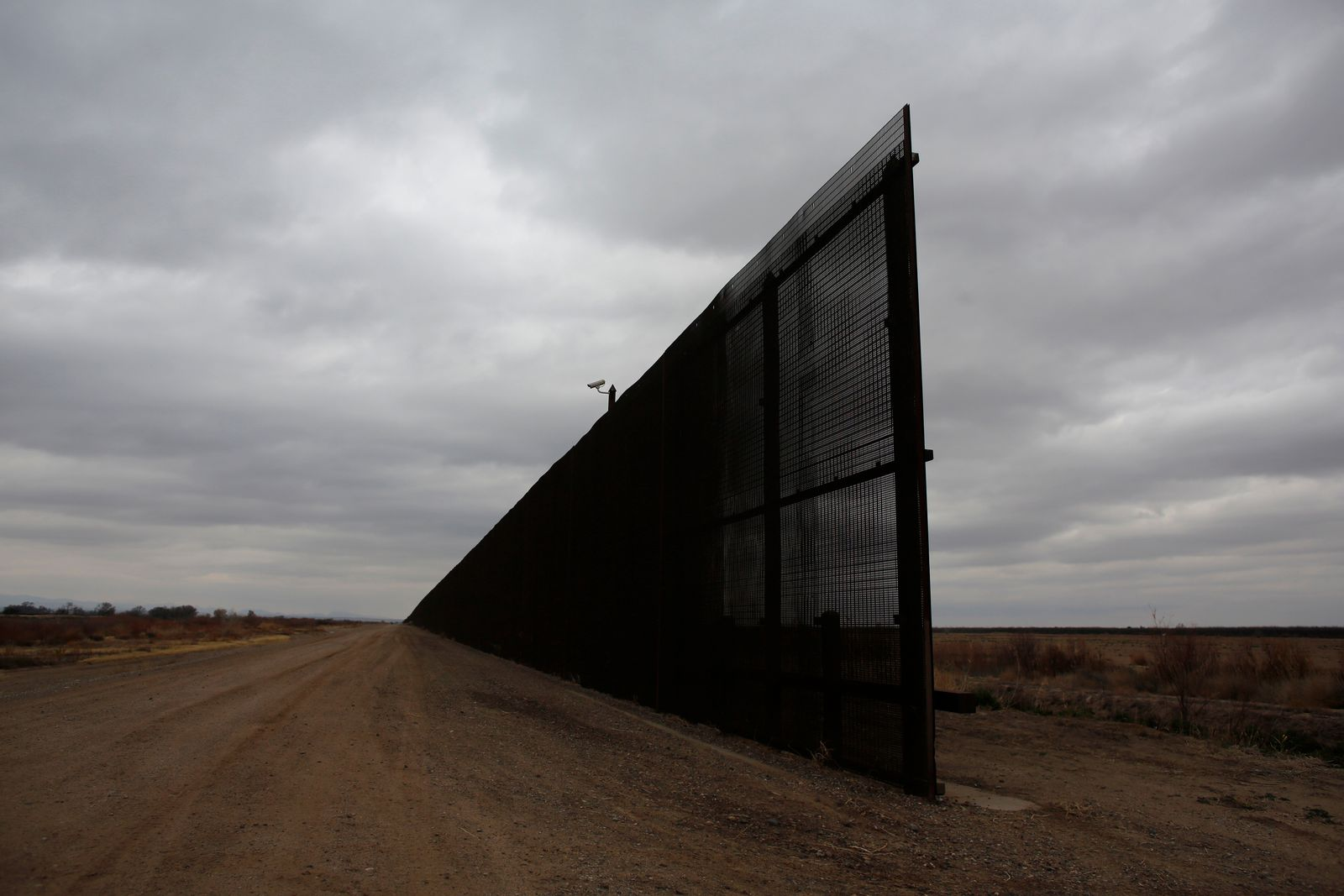 Grenze / USA / Mexiko / El Paso