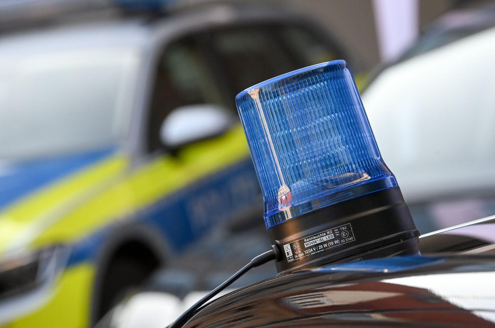 Polizei testet Streifenwagen