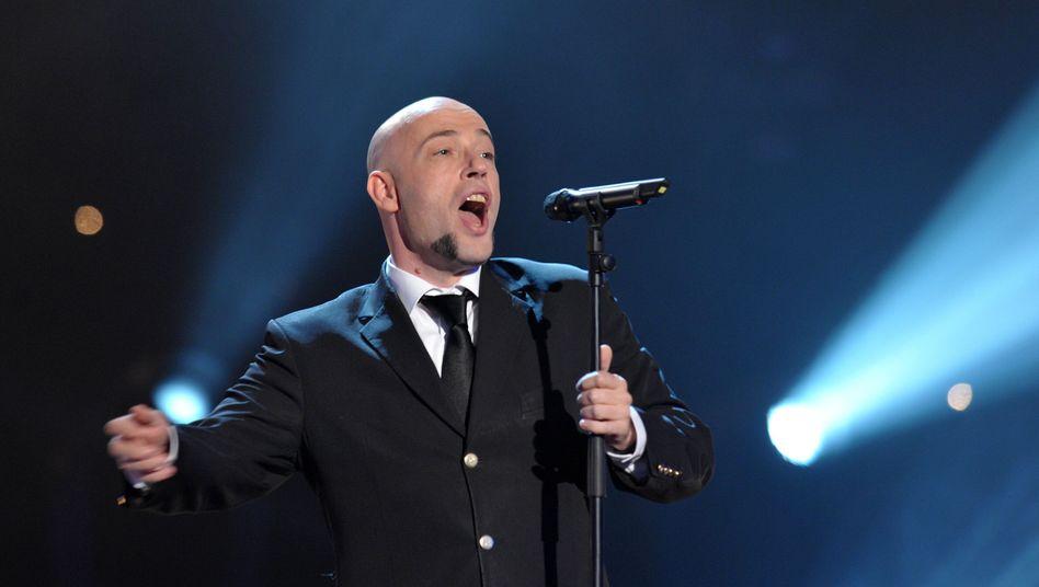 Unheilig-Sänger Der Graf: 20 Wochen lang auf Platz eins