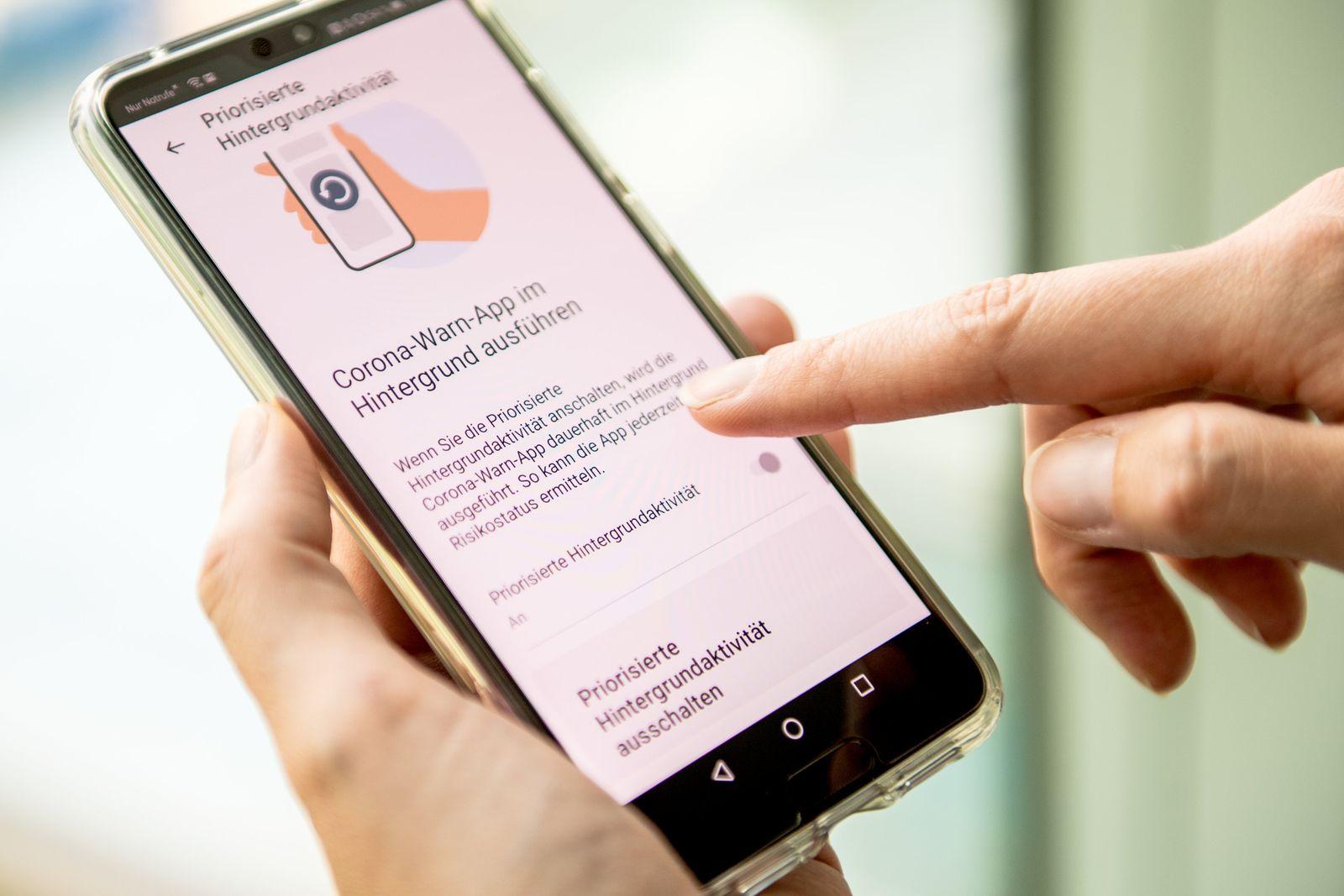 Android-Problem: So läuft die Corona-Warn-App rund