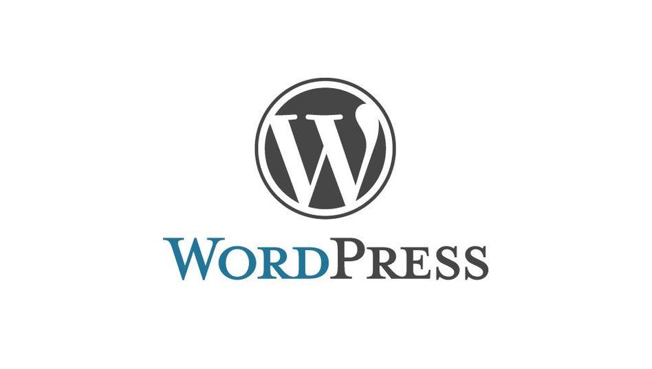 Wordpress-Logo: Lieber schnell die neue Version installieren